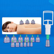 12 Pcs Vacuum Cupping Therapy