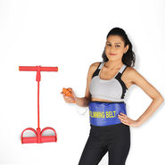 Hot Slimming Belt with Fat Reducer