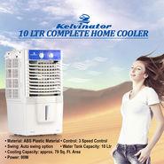 Kelvinator 10 Ltr Complete Home Cooler