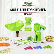 Royal Chef Multi Utility Kitchen Combo
