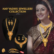 Nav Vadhu Jewellery Collection