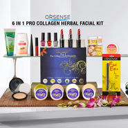 Orsense 6 in 1 Pro Collagen Herbal Facial Kit