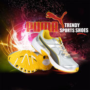 Puma Trendy Sports Shoes
