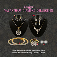 Vasantham Diamond Collection