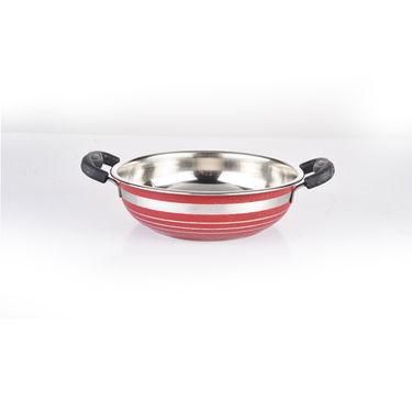 12 Pcs HTR Colored Cookware Set
