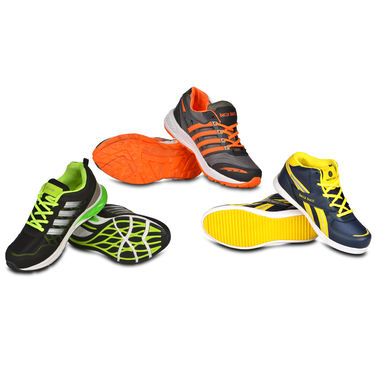 Bacca Bucci Set of 3 Sports Shoes