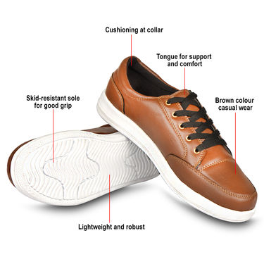 Density Sneakers + Casual Shoes + Sports Shoes