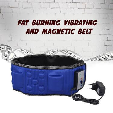 Fat Burning Vibrating And Magnetic Belt