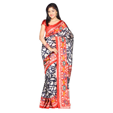 Garima Collection of 7 Printed Art Silk Sarees by Pakhi (7A12)
