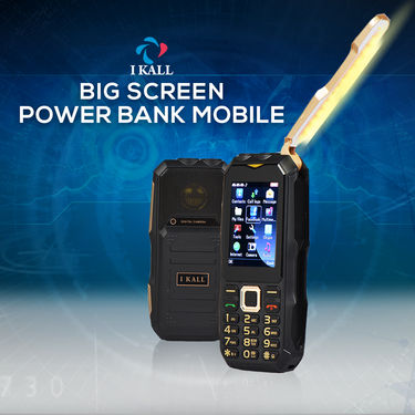 I Kall Big Screen PowerBank Mobile (K41)