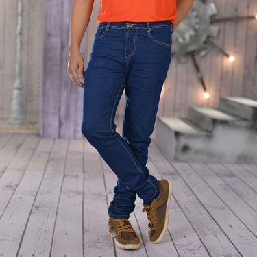 Mr. Tusker Set of 2 Collar T-shirts + 1 Denim + 1 Watch