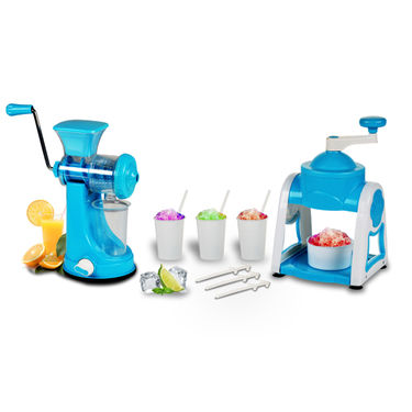 Royal Chef Juicer + Ice Candy Maker