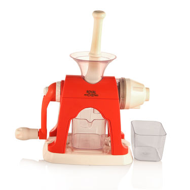 Royal Chef Jumbo Juicer + Multi Cutter with Peeler - Buy 1 Get 1 Free