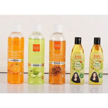 VLCC Complete Hair Care Combo