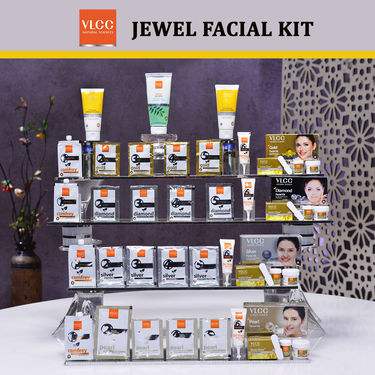 VLCC Jewel Facial Kit