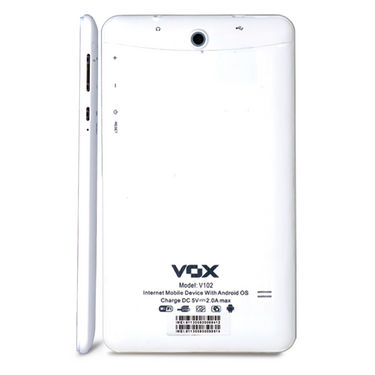 VOX Calling Tablet with Dual SIM - V102