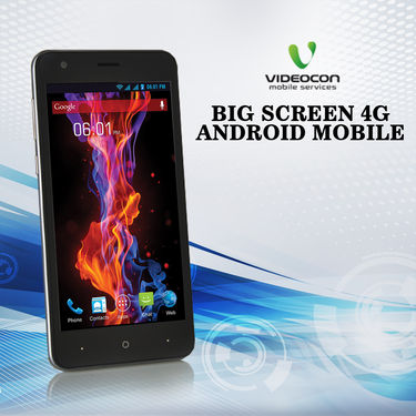 Videocon Big Screen 4G Android Mobile