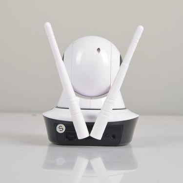 WiFi + LAN CCTV Camera