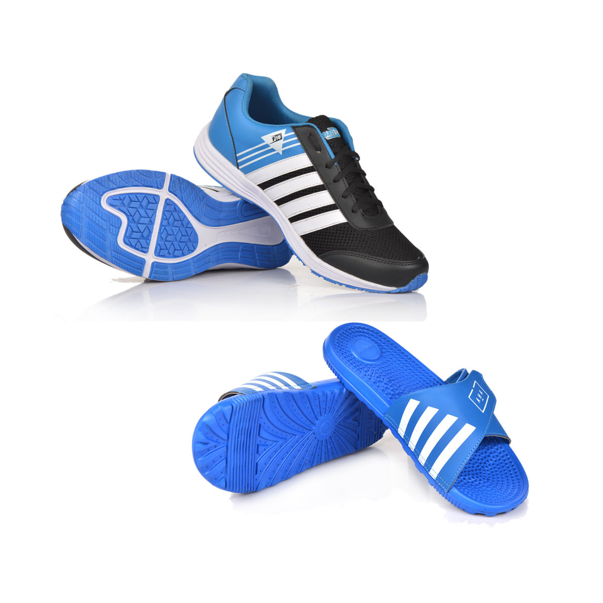 6676370f4c52f Buy Liberty Stylish Shoes + Acupressure Slipons (C4) Online at Best Price in  India on Naaptol.com